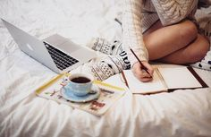 coffee, tea, and macbook image