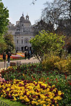 St. James's Park ,London