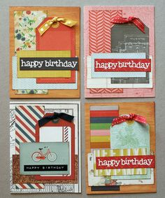 scrapbooking, design, memories, paper, embellishment, card, greeting, birthday, scraps, use it or lose it, crate paper, storyteller