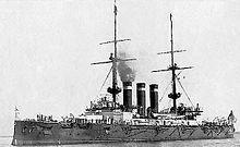 Kaiserlich Japanische Marine – Hatsuse Linienschiff