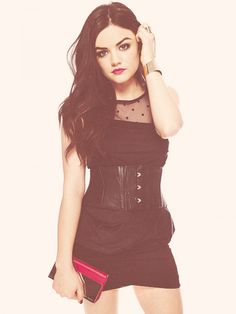 Aria Montgomery Love this outfit :)