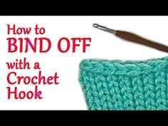 Learn how to Bind Off your Addi Knitting Machine Projects with a Crochet Hook! No knitting needles required! This technique creates the standard bind off use... Addi Knitting Machine, Circular Knitting Machine, Knitting Machine Patterns, Knitting Stitches, Knitting Yarn, Free Knitting, Knitting Ideas, Cowl Patterns, Beginner Knitting