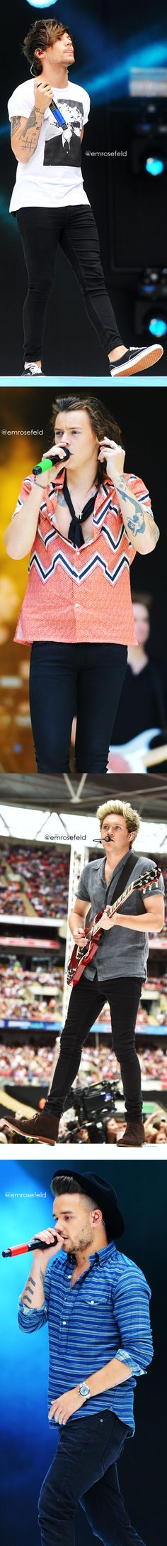 One Direction | at Capital FM's Summertime Ball 6.6.15