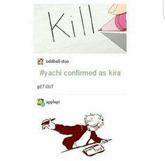 Hitoka Yachi - Haikyuu!! x Death Note