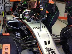 """Pérez: """"Button llevaba los blandos y, aunque yo era más rápido, no ha sido fácil adelantar""""Pérez: """"Button llevaba los blandos y, aunque yo era más rápido, no ha sido fácil adelantar"""""""