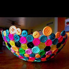 Button Bowl! Loveeeeeeeee!