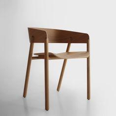 Punt Mobles | Mava Chair | Natural