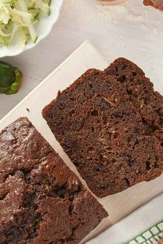 Chocolate zucchini bread is the perfect way to use up any extra zucchini bread you have laying around!  #zucchinibread  #easydessert #quickdessert #mothersdayrecipe #chocolatezucchinibread #chocolatezucchinibreadwasabighit #chocolatezucchinibreadrecipe #chocolatezucchinibreadicecream #chocolatezucchinibreadofdoom #chocolatezucchinibreadforsale #chocolatezucchinibreakfastbake #chocolatezucchinibreadglutenfree Dessert Cake Recipes, Dessert Ideas, Easy Desserts, Cake Ideas, Bread Recipes, Baking Recipes, Y Recipe, Streusel Cake, Chocolate Ganache Filling