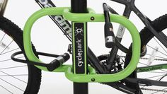 These Simple Devices Turn Every Sign Post Into A Bike Rack