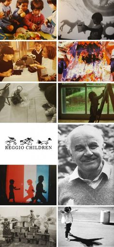 "History of the Reggio Emilia Schools. ""What children learn does not follow as an automatic result from what is taught. Rather, it is in large part due to the children's own doing as a consequence of their activities and our resources.""Loris Malaguzzi, ""The Hundred Languages of Children"" For more Reggio Inspired pins: http://pinterest.com/kinderooacademy/reggio-inspired/ ≈ ≈"