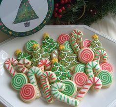 ✝☮✿★ Christmas COOKIES ✝☯★☮