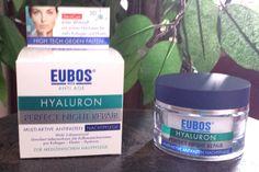 Eubos Hyaluron Perfect Night Repair Nachtpflege. Eubos Hyaluron Perfect Night Repair: Die Nachtpflege fördert die Zellerneuerung und Elastizität der Haut und soll Mimikfältchen mindern. Der enthalt…