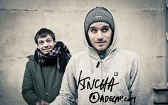 Vincha et DJ Son of a Pitch