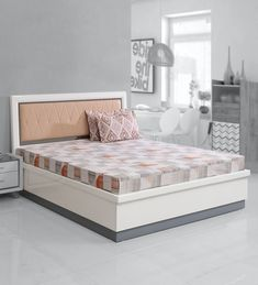 Urban Furniture, Solid Wood Furniture, Bed Furniture, Online Furniture, Furniture Making, Furniture Design, Furniture Shopping, Beds Online, Simple Colors