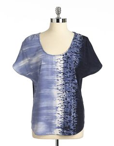 Tie-Dye Tee | Lord and Taylor