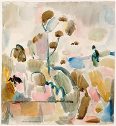 Bonhams Fine Art Auctioneers & Valuers: auctioneers of art, pictures, collectables and motor cars Australian Painters, Australian Artists, Art And Illustration, Illustrations, Abstract Landscape Painting, Landscape Paintings, Flower Paintings, Fred Williams, Art Auction