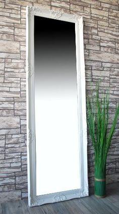 Spiegel Wandspiegel KELLY weiss Barock 170 x 55 cm *WS , http://www.amazon.de/dp/B00E59PQ06/ref=cm_sw_r_pi_dp_uM5-rb0XS23NB