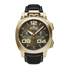 See the Anonimo Chrono - Bronze Case Bronze Dial watch - Movement : Self-winding mechanical - Luxury Watches, Rolex Watches, Cool Watches, Watches For Men, Expensive Watches, Affordable Watches, Automatic Watch, Watch Brands, Pandora Jewelry