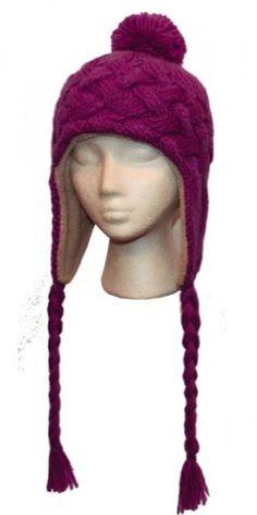 Women s Warm Knit Trapper Winter Hat (bestseller) e168a3f1a01
