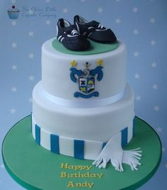 Football/Soccer Cake