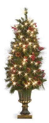 Lancaster 4' Entryway Christmas Tree