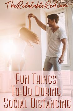 7 fun things to do at home during social distancing! Activities and ideas for things to do during social distancing. Life Advice, Dating Advice, Relationship Advice, Things To Do At Home, Fun Things, Healthy Lifestyle Tips, Lifestyle Blog, How To Make Margaritas, Ways To Relax