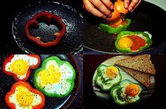 pepper eggs