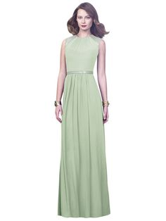 Shop Dessy Bridesmaid Dress - 2921 in Lux Chiffon at Weddington Way. Find the perfect made-to-order bridesmaid dresses for your bridal party in your favorite color, style and fabric at Weddington Way.