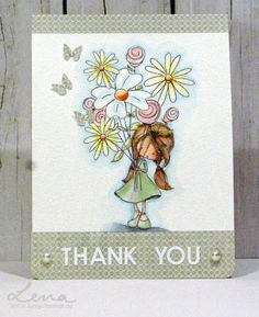Tiddly Inks Challenge: Fabulous Inky Friday Winners and Features from Thank You Challenge