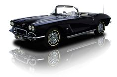 1962 Chevrolet Corvette Roadster 327 V8 4 Speed