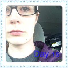 Day 15. How am I sick again!?