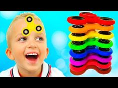Bad Kid Steals Сhocolate Fountain Baby Crying Learn Colors With Finger Family Nursery Rhyme Song - YouTube