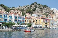 Welcome to the symi-villas. The few select houses that are available for rent on this website are all situated in Symi Horio (village) Greece. Welcome, Greece, Mansions, House Styles, Villas, Home, Decor, Greece Country, Decoration