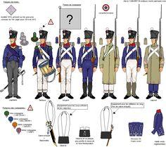 Reggimento di fanteria leggera - compagnie cacciatori