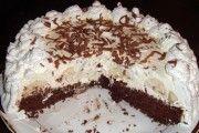 Úžasná banánová torta s vanilkovým krémom! Lepšiu tortu ste v živote nejedli Pavlova, Tiramisu, Rum, Sweet Tooth, Food And Drink, Cake, Ethnic Recipes, Basket, Meat
