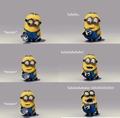 Minion!!! Lol
