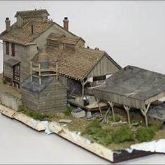 Fine Scale Miniatures Dioramas