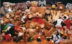 coleção de ursos de pelucia - Pesquisa Google