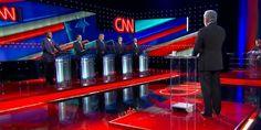Voters Picked The Winner of Last Night's CNN Republican GOP Debate in Texas.