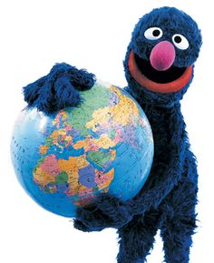 Global Grover is an award-winning[1] Sesame Street segment hosted by Grover, in which the blue monster travels all over the world to explore the traditions of peoples from many diverse cultures.