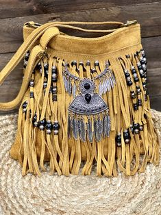 Hippie Chick, Boho Bags, Russian Fashion, Leather Bags Handmade, Bag Making, Aurora, Bucket Bag, Boho Fashion, Boho Chic