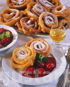 Lajos Mari konyhája - Farsangi csigafánk Onion Rings, Muffin, Ethnic Recipes, Food, Kuchen, Essen, Muffins, Meals, Cupcakes