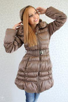 Зимно дамско яке Катрин