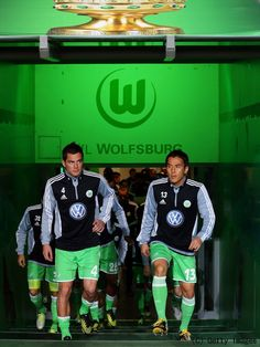 Makoto Hasebe(VfL Wolfsburg) is Back.