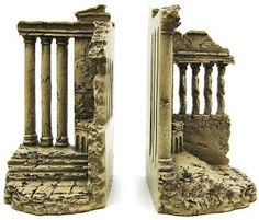 Porch Of The Maidens Acropolis Bookends Book Ends Greek by The Merchant Source. $49.99. The Erectheum of the Acropolis sits upon the most sacred site of the Acropolis. Where Poseidon and Athena held their contest over who would become patron of the city. Athena touched the ground with her spear and an olive tree grew. Athena was declared the victor and the great city of Athens was named for her. The columns of this part of the acropolis are carved maidens, known as Caryati...
