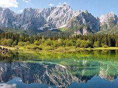 Tarvisio - Lake Fusine Italy