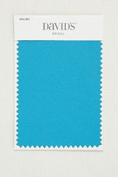 Get Your Color Swatches To Perfectly Coordinate Day Fabric Swatch Shown In Malibu