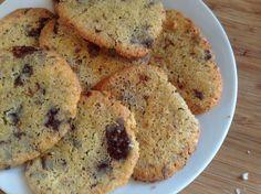 Cookies, glutenfri og melkefri