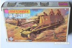 matchbox model art tank