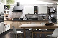 cucine moderne contemporanee stosa - modello cucina york 01